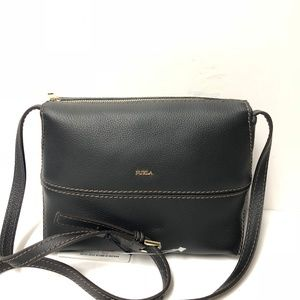 NWT FURLA VOD DORI LEATHER CROSSBODY 889295 $328